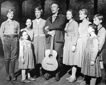 This is an image of Photograph & Poster of The Sound of Music 194712