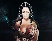 This is an image of Photograph & Poster of Elizabeth Taylor 284459