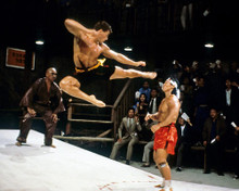 This is an image of Photograph & Poster of Jean-Claude Van Damme 284464