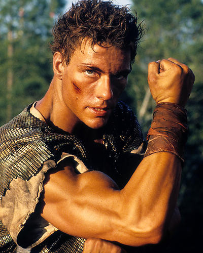 This is an image of Photograph & Poster of Jean-Claude Van Damme 284486