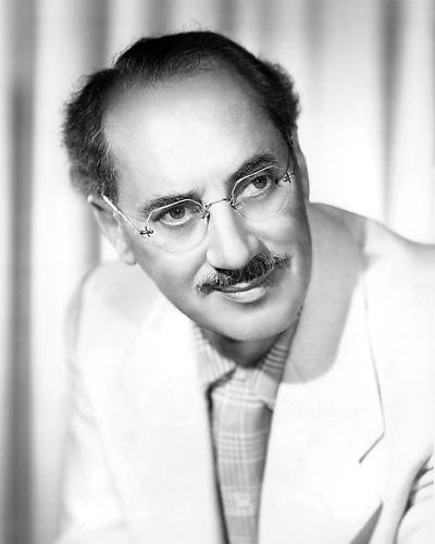 This is an image of Photograph & Poster of Groucho Marx 194855