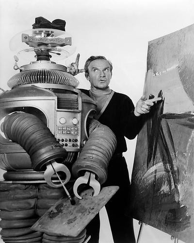 This is an image of Photograph & Poster of Lost in Space 195107
