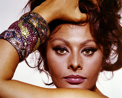 This is an image of Photograph & Poster of Sophia Loren 284610