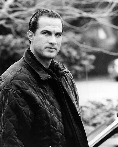 This is an image of Photograph & Poster of Steven Seagal 195163