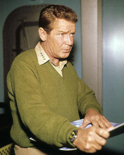 This is an image of Photograph & Poster of Richard Basehart 284641