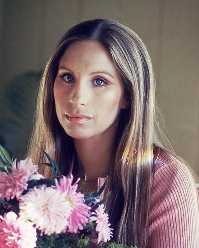 This is an image of Photograph & Poster of Barbra Streisand 284808