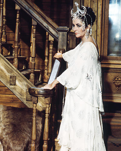 This is an image of Photograph & Poster of Elizabeth Taylor 284819