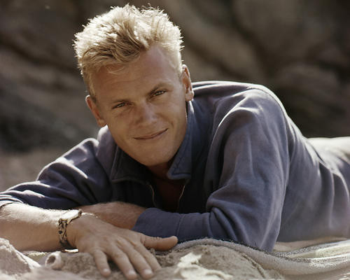 This is an image of Photograph & Poster of Tab Hunter 284878