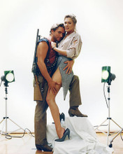 This is an image of Photograph & Poster of Romancing the Stone 285012