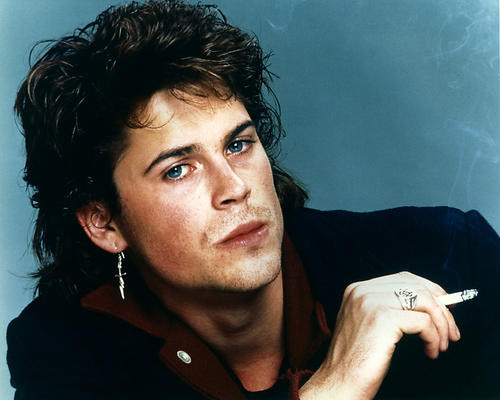 This is an image of Photograph & Poster of Rob Lowe 285079