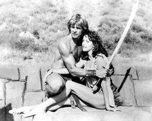 This is an image of Photograph & Poster of The Beastmaster 195424