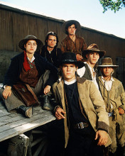 This is an image of Photograph & Poster of The Young Riders 285128