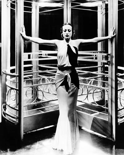 This is an image of Photograph & Poster of Joan Crawford 195504