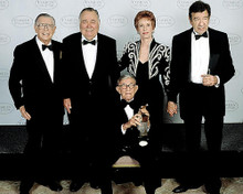 This is an image of Photograph & Poster of Walter Matthau and George Burns 285276
