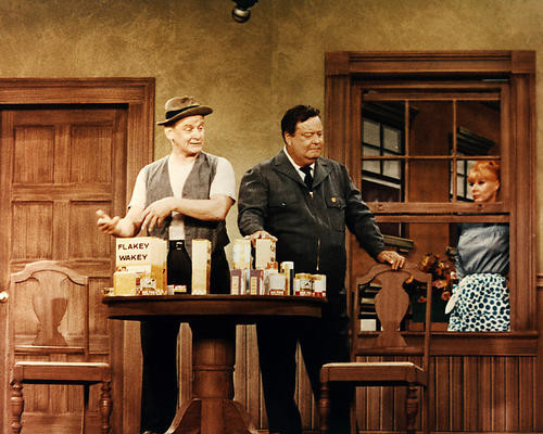 This is an image of Photograph & Poster of The Honeymooners 285346