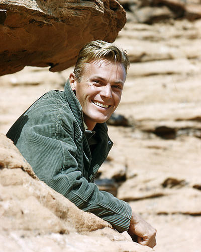 This is an image of Photograph & Poster of Tab Hunter 285302
