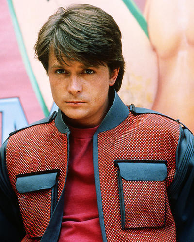 This is an image of Photograph & Poster of Michael J.Fox 285304