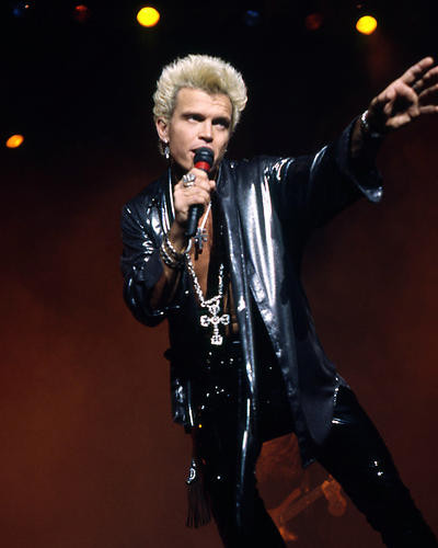 This is an image of Photograph & Poster of Billy Idol 285559