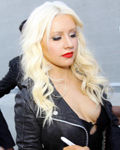 This is an image of Photograph & Poster of Christina Aguilera 285691