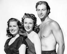 This is an image of Photograph & Poster of Tarzan and the She-Devil 199382