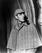 This is an image of Photograph & Poster of Basil Rathbone 199408