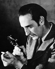 This is an image of Photograph & Poster of Basil Rathbone 199412