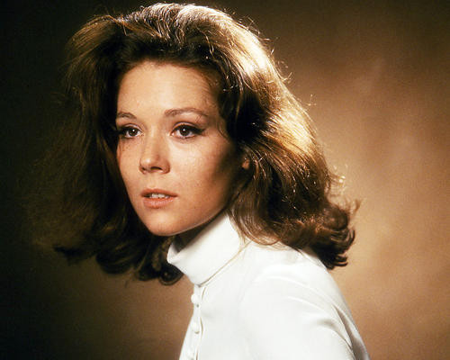 This is an image of Photograph & Poster of Diana Rigg 290808