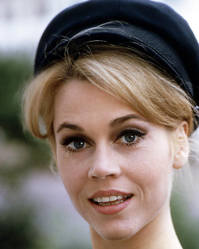 This is an image of Photograph & Poster of Jane Fonda 291039