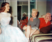 This is an image of Photograph & Poster of How to Marry a Millionaire 290909