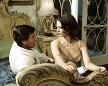 This is an image of Photograph & Poster of Natalie Wood and Robert Wagner 291988