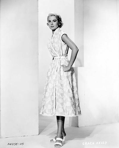 This is an image of Photograph & Poster of Grace Kelly 199915
