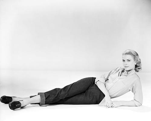 This is an image of Photograph & Poster of Grace Kelly 199925