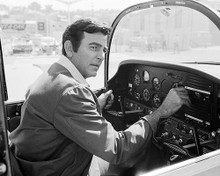 This is an image of Photograph & Poster of Mike Connors 199653