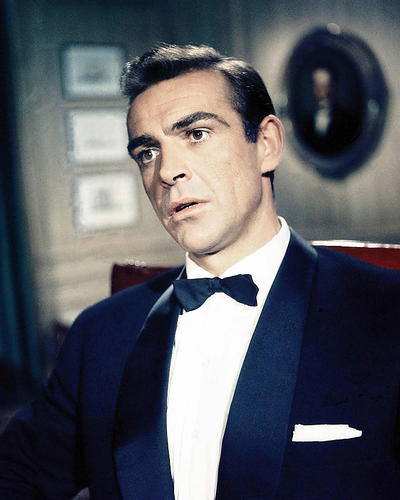 This is an image of Photograph & Poster of Sean Connery 291442
