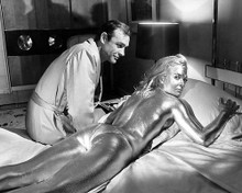 This is an image of Photograph & Poster of Goldfinger 199618