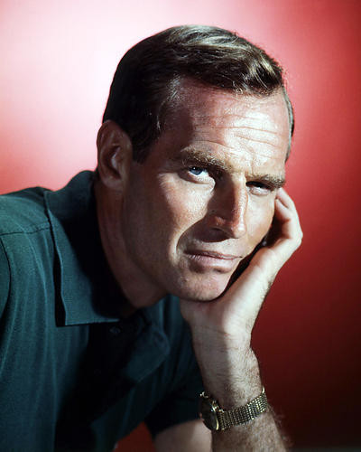 This is an image of Photograph & Poster of Charlton Heston 291162