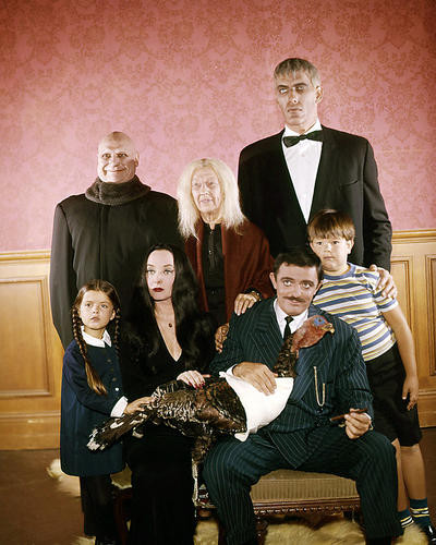 This is an image of Photograph & Poster of The Addams Family (1964) 291427