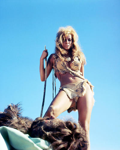 This is an image of Photograph & Poster of Raquel Welch 291320