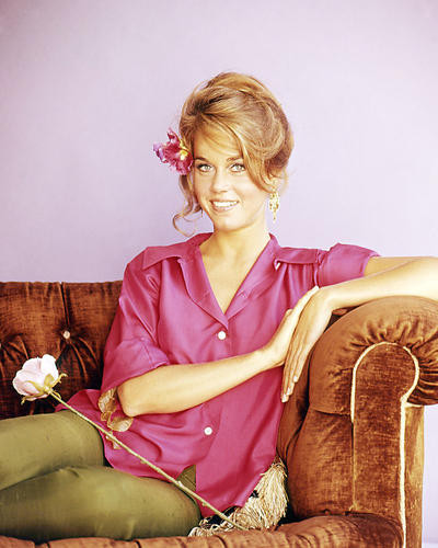This is an image of Photograph & Poster of Jane Fonda 291331