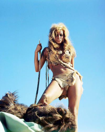 This is an image of Photograph & Poster of Raquel Welch 291339