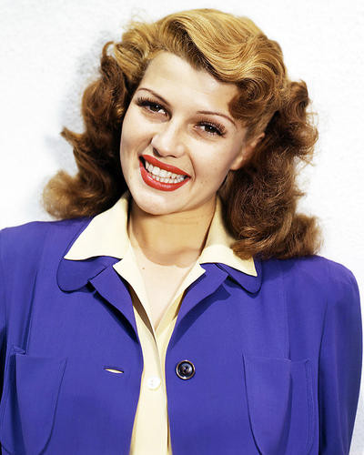 This is an image of Photograph & Poster of Rita Hayworth 291598