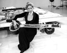 This is an image of Photograph & Poster of Barbra Streisand 199834
