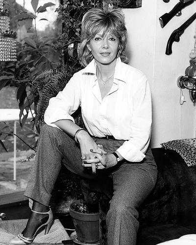 This is an image of Photograph & Poster of Ingrid Pitt 199725