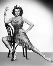 This is an image of Photograph & Poster of Rita Hayworth 199748