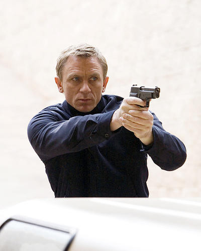 This is an image of Photograph & Poster of Daniel Craig 292423