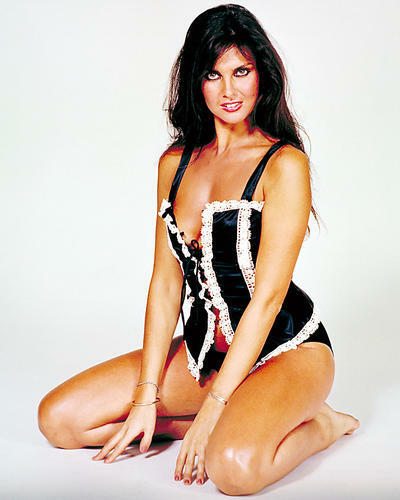 This is an image of Photograph & Poster of Caroline Munro 292207