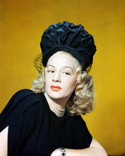 This is an image of Photograph & Poster of Betty Hutton 292272