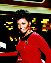 This is an image of Photograph & Poster of Nichelle Nichols 292554