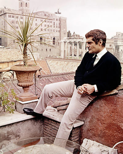 This is an image of Photograph & Poster of Omar Sharif 292942
