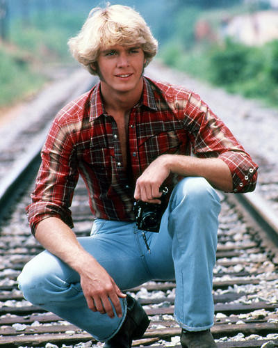 This is an image of Photograph & Poster of John Schneider 292947